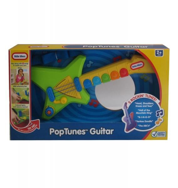 Little Tikes Preschool Muzyczna Duża Gitara 620607 620607   -> Muzyczna Kuchnia Little Tikes