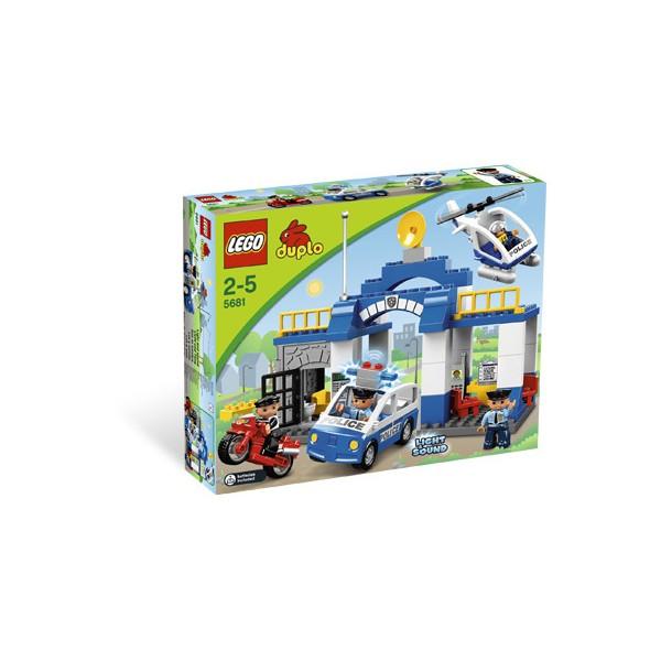 Klocki Lego Duplo Policja I Straż Posterunek Policji 5681 Leg5681