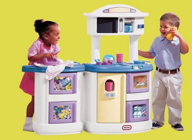 Little Tikes  Kuchnia Kącik Gospodyń LIT443U0  GUGU Zabawki -> Kuchnia Dla Dzieci Little Tikes