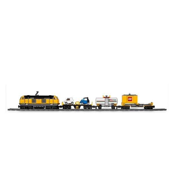 Klocki Lego City Pociąg Towarowy 7939 Leg7939 Gugu Zabawki