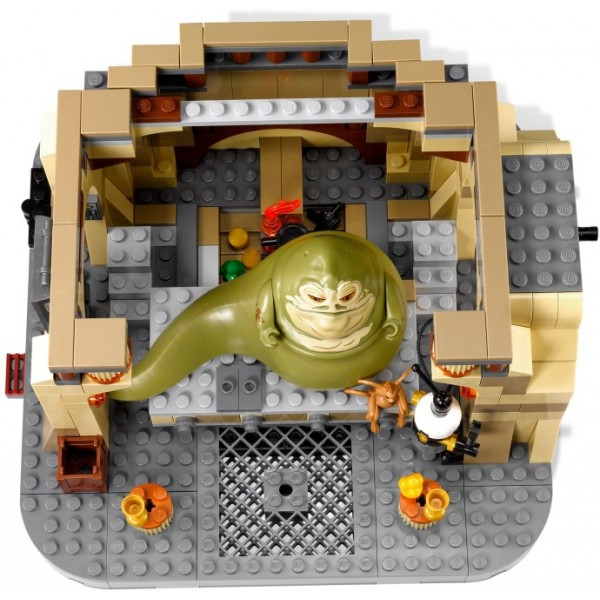 Klocki Lego Sta... Jabba's Palace