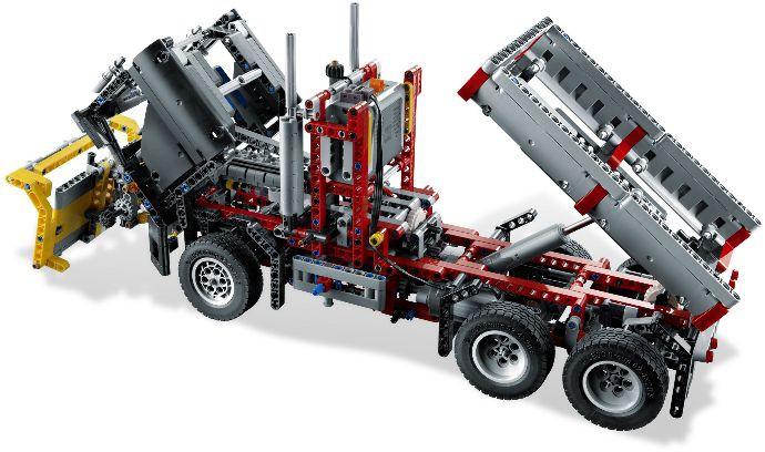 Klocki Lego Technic Ciężarówka Do Transportu Drewna 9397 Leg9397