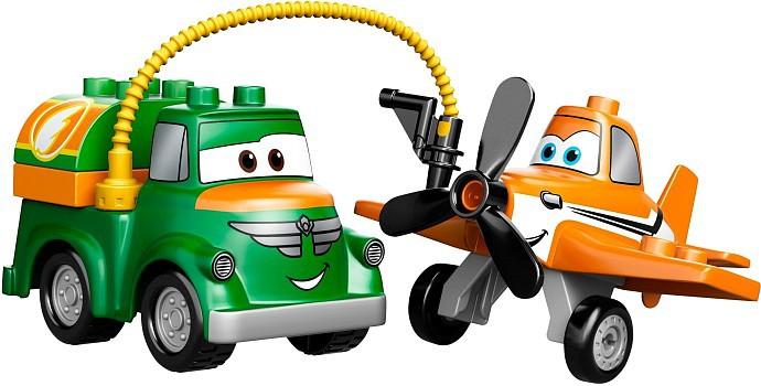 Klocki Lego Duplo Samoloty Dusty And Chug 10509 Leg10509 Gugu Zabawki