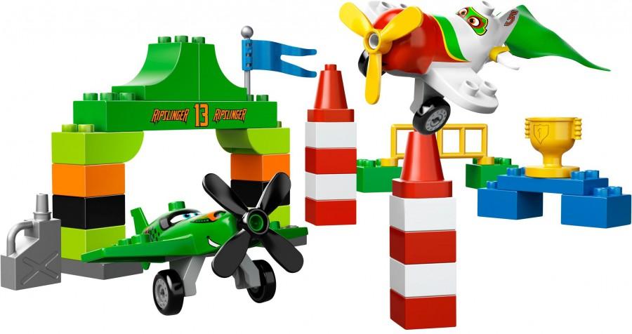 Klocki Lego Duplo Samoloty Ripslingers Air Race 10510 Leg10510