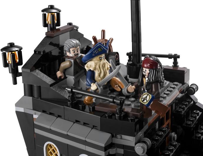 Klocki Lego Piraci Z Karaibów Czarna Perła 4184 Leg4184 Gugu Zabawki
