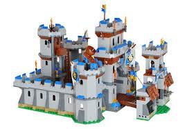 Klocki Lego Castle Zamek Królewski 70404 Leg70404 Gugu Zabawki