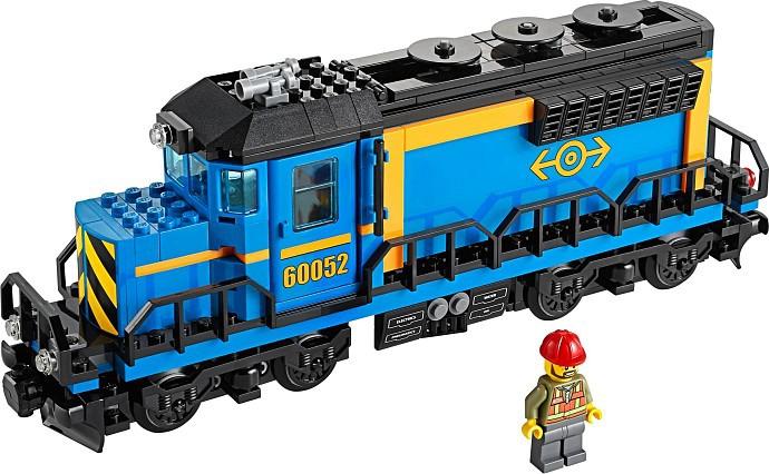 Klocki Lego City Pociągi Pociąg Towarowy 60052 Leg60052 Gugu Zabawki