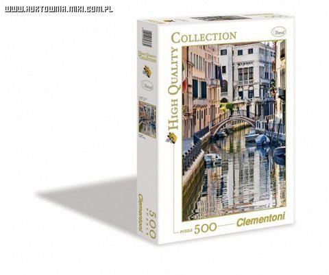 53a47abc Clementoni Puzzle High Quality Collection Venezia 500 Elementów 30383
