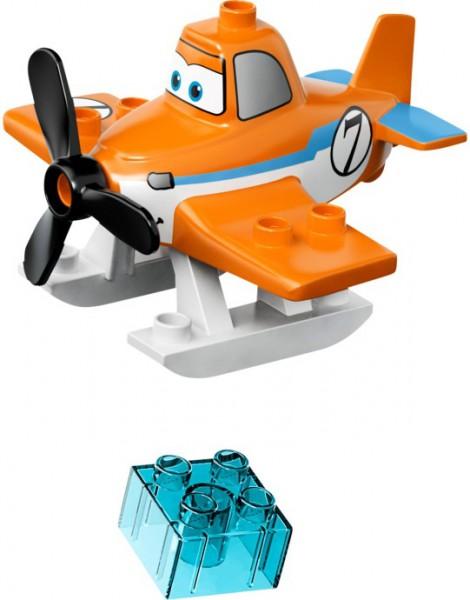 Klocki Lego Duplo Samoloty Drużyna Strażacka 10538 Leg10538 Gugu
