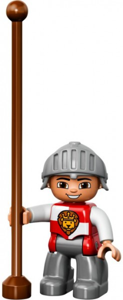 Klocki Lego Duplo Ville Zamek Turniej Rycerski 10568 Leg10568 Gugu