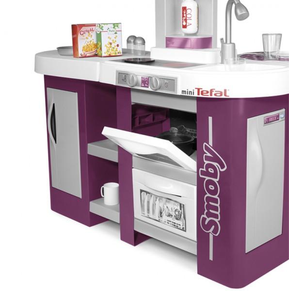 Smoby Kuchnia Mini Tefal Studio XL 7600024129 7600024129   -> Kuchnia Tefal Biedronka