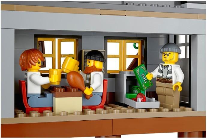 Klocki Lego City Policja Kryjówka Rabusiów 60068 Leg60068 Gugu Zabawki