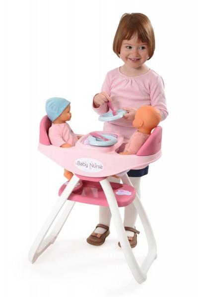 smoby baby nurse krzese ko dla bli ni t do karmienia. Black Bedroom Furniture Sets. Home Design Ideas