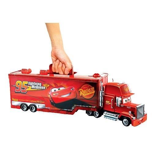 Mattel Auta Maniek Transporter Do Przechowywania W1341