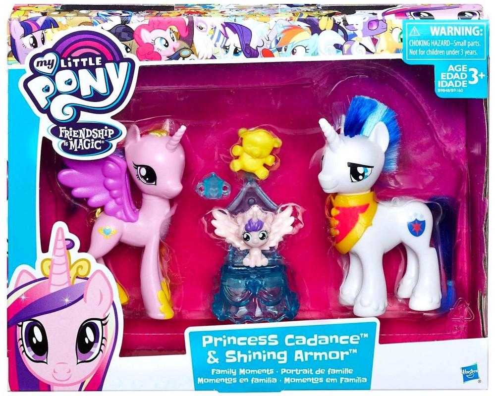 hasbro my little pony zestaw przyjaciółek cadance