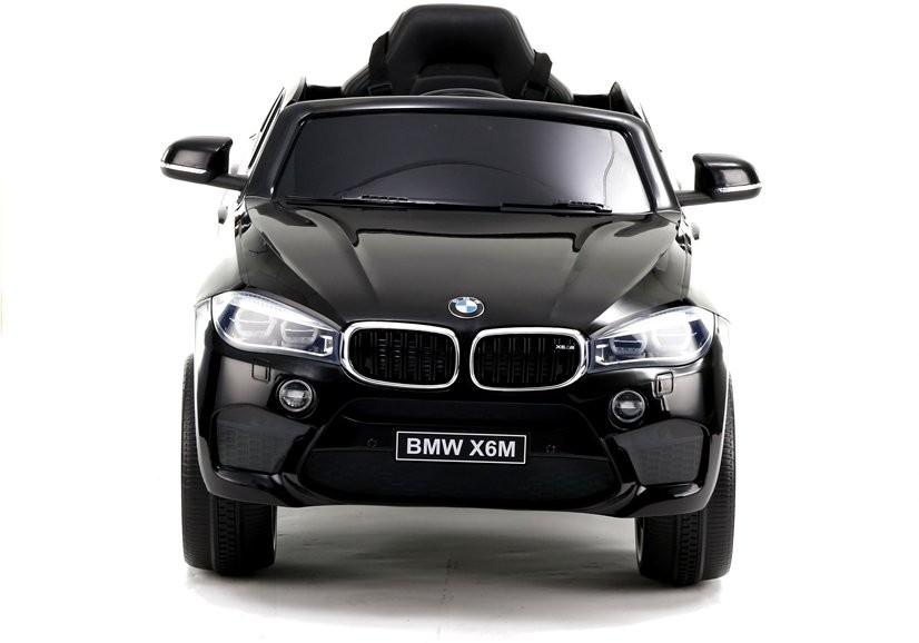 Auto BMW X6 Czarne Lakierowane Na Akumulator 5902808157069 ...