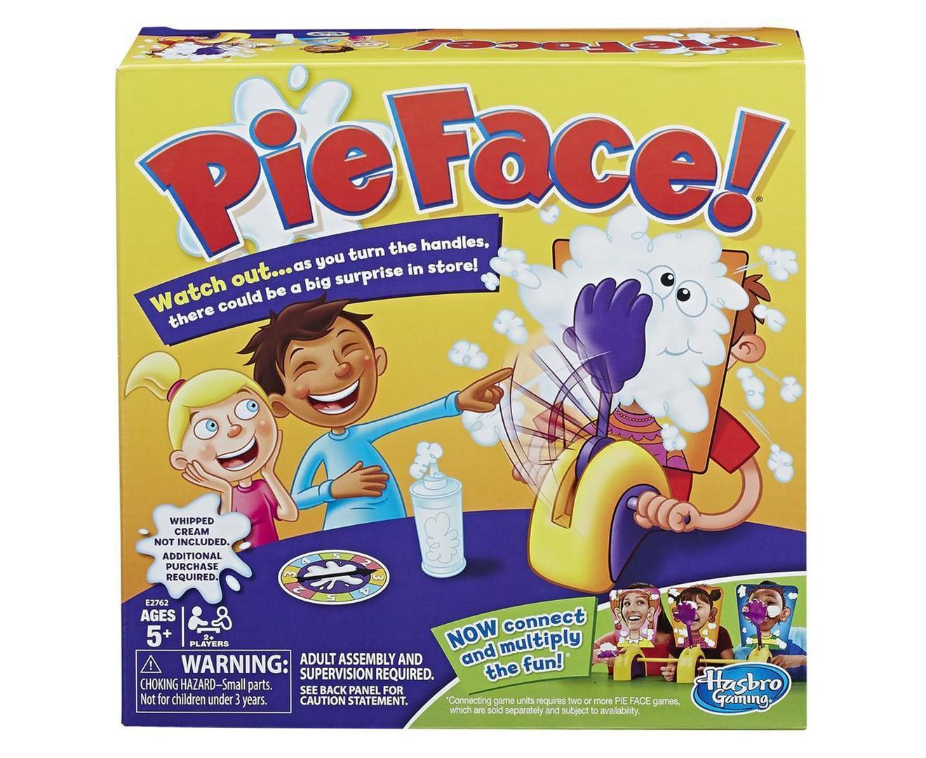 Hasbro Gra Pie Face Ciastem W Twarz E2762 E2762 Gugu Zabawki
