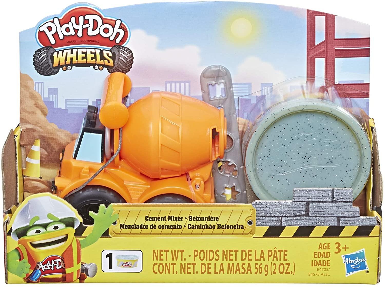 Hasbro Play Doh Mini Pojazd Betoniarka E4575 E4705 E4575 E4705 Gugu Zabawki