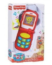 Fisher Price Brilliant Basics Halo Telefonik K9861