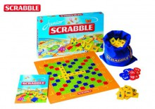 Mattel Gra Junior Scrabble 52496