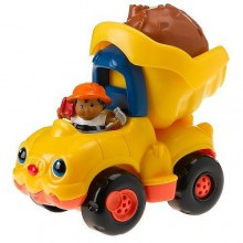 Fisher Price Little People Pojazd z sąsiedztwa Wywrotka J0889 J0890