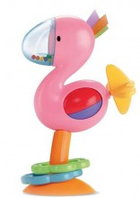 Fisher Price Grzechotka Flaming T7162