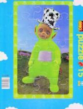 Ravensburger Teletubisie Puzzle Ramkowe Dipsy 31020