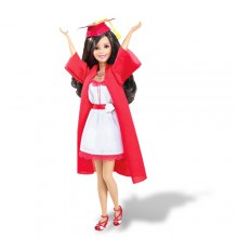 Barbie High School Musical 3 - Gabriela i pierścień N6845 N6846