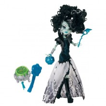 Mattel Monster High Upiorne Halloween Lalka Frankie Stein X3712 X3714