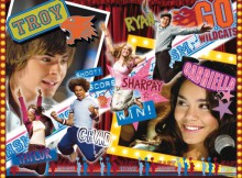 Ravensburger Puzzle High School Musical 500 Elementów 145683