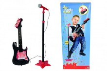 Simba My Music World Gitara z Mikrofonem 106833223