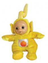 Tomy Teletubiś 18 cm z Kolorowym Telewizorem Żółty 5090