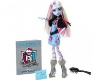 Mattel Monster High Upiorni Uczniowie Abbey Bominable X4636 Y8502