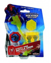 Simba Spider-Man Web Attack Battel Game - Gra Akcji 308-9723