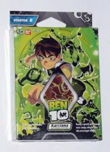 Bandai BEN 10 Karty do gry Starter B 93218