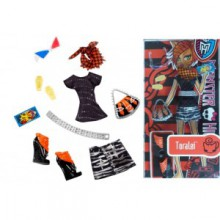 Mattel Monster High Dodatkowe Ubranko Toralei W9122 W9126