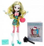 Mattel Monster High Upiorni Uczniowie Lalka Lagoona Blue X4636 BBJ78