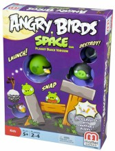 Mattel Gra Angry Birds Space Y2556