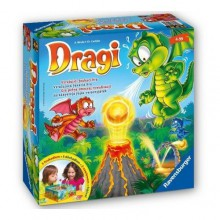 Ravensburger Gra Dragi Dragon 210725
