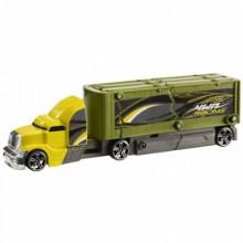 Mattel Hot Wheels Ciężarówki i Kraksy W4656 W4657