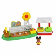 Fisher Price Little People Ogród i Stragan Y8197