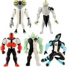 Bandai Ben 10 Alien Force Figurki Do Łączenia 5-pack 97070
