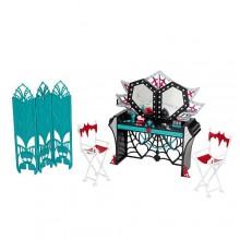 Mattel Monster High Akcesoria Howlywood Garderoba BDD89