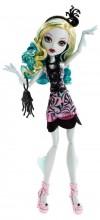 Mattel Monster High Czarny Dywan Lagoona Blue BDF22 BDF24
