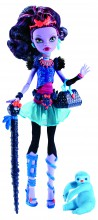 Mattel Monster High Jane Boolittle BLW01