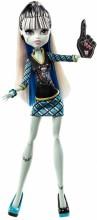 Mattel Monster High Straszycheeleaderki Frankie Stein BDF07 BDF08
