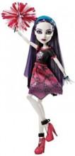 Mattel Monster High Straszycheeleaderki Spectra Vondergeist BDF07 BDF10