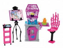 Mattel Monster High Szkolne Pracownie Sala do Straszyplastyki BDD81 BDD83