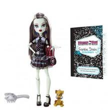 Mattel Monster High Ulubione Staszyciółki Frankie Stein BBC72 BBC75