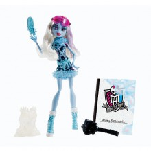 Mattel Monster High Upiorna Sztuka Abbey Bominable BDF11 BDF13
